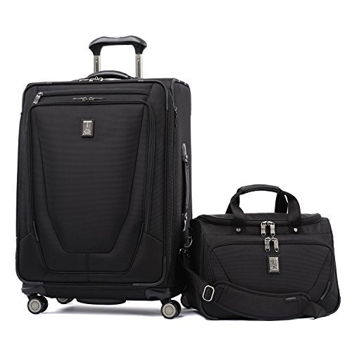 "Travelpro Crew 11 2 Piece Set (25"" Spinner And Deluxe Tote)"