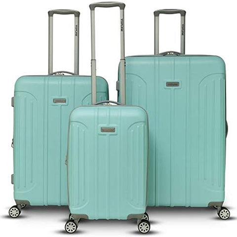 Gabbiano Viva Collection 3 Piece Spinner Set Tiffany Blue