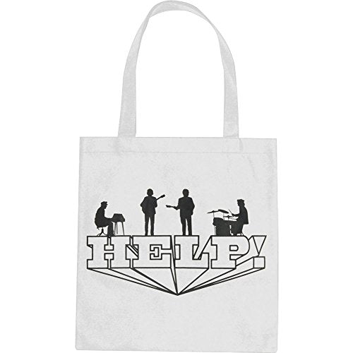Beatles Grocery Tote