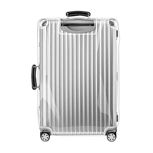 Sunikoo Suitcase Cover for Rimowa Essential Luggage Clear PVC Protector Transparent Protective Case