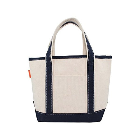CB Station Handy Open Top Tote (Navy)