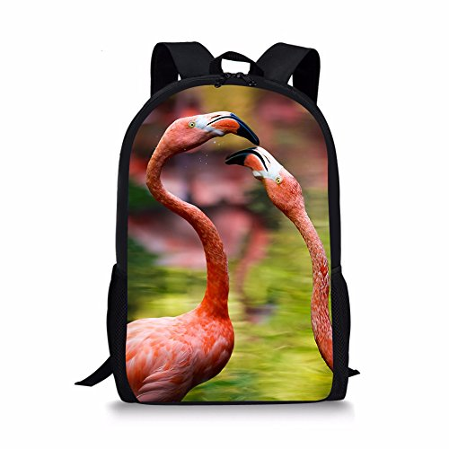 Thikin Cool 3D Animals Bookbag Childrens School Backpack