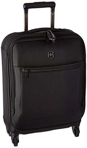 Victorinox Avolve 3.0 Global Expandable Carry-on Spinner, Black
