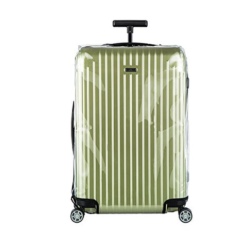 "Transparent Cover For Rimowa Salsa Air Pvc Clear Case Cover (26"" For 82063364, 65L)"