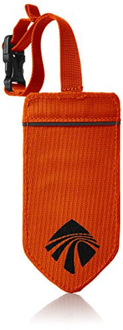 Eagle Creek Reflective Luggage Tag, Flame Orange