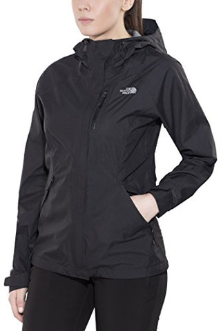 The North Face Women's Dryzzle Jacket, Tnf Black 2, XS