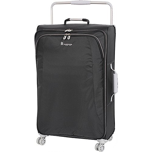 "it luggage World's Lightest 31.5"" 8 Wheel Lightweight Spinner , Raven"