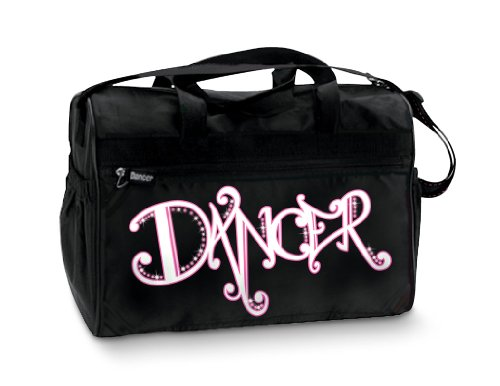 DansBagz by Danshuz Bling Dancer Fashion Bag O/S BLACK