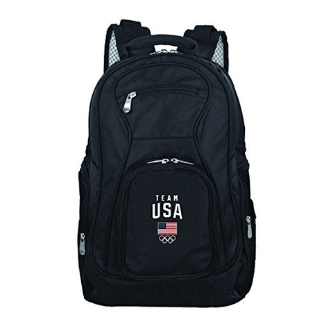 Denco Team USA Olympics Voyager Laptop Backpack, 19-inches