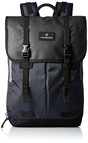 Victorinox Altmont 3.0 Flapover Laptop Backpack, Navy/Black