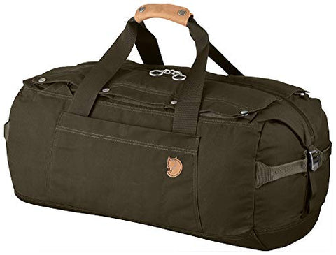 Fjallraven - Duffel No. 6 Small, Dark Olive