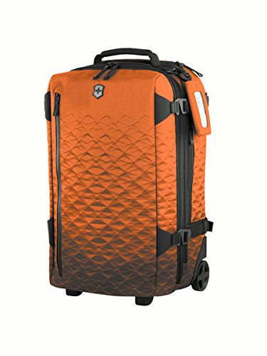 Victorinox Vx Touring Wheeled 2-In-1 Backpack Carry On, Gold Flame