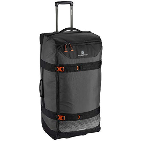 Eagle Creek Expanse Wheeled Duffel 135l/34 Rolling, Stone Grey One Size