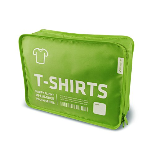 T-Shirts Packing Cube - Alife Design (Green)