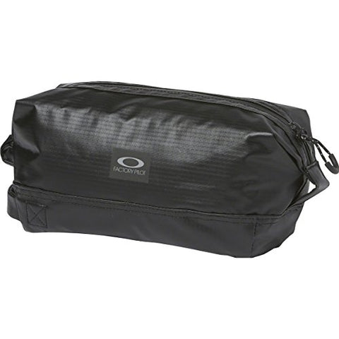 Oakley Men'S Fp Dopp Kit Accessory, -Blackout, N/A