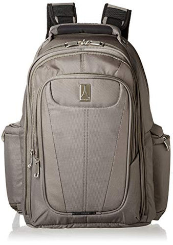 "Travelpro Luggage Maxlite 5 17.5"" Lightweight Under Seat Laptop Backpack, Slate Green One Size"