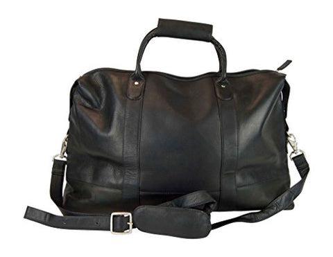 Latico Leathers Carriage Duffel Bag, Authentic Luxury Leather, Designer Fashion, Top Quality
