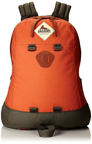 Gregory Mountain Products Kletter Daypack, Rust, One Size