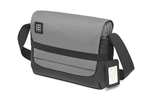 Moleskine ID Messenger Bag (Slate Grey)
