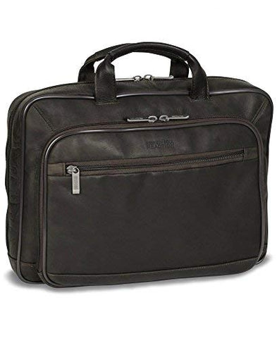 "Kenneth Cole Reaction Point of De-Port Colombian Leather 16.0"" Computer Portfolio"