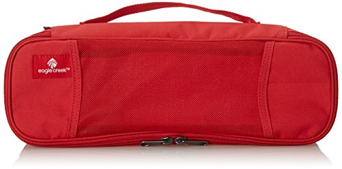 Eagle Creek Travel Gear Luggage Pack-it Tube Cube, Red Fire