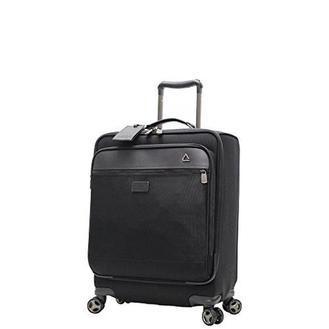 Andiamo Avanti Collection 20 Inch Carry On Spinner, Midnight Black, One Size