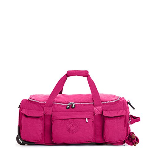 Kipling Women's Discover S, Very Berry