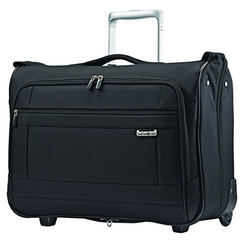 Samsonite Solyte Softside Carry-On Wheeled Garment Bag, Black