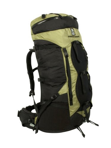 Granite Gear Stratus Access FZ 4500 Expedition Backpack, Short Torso, Sage/Black