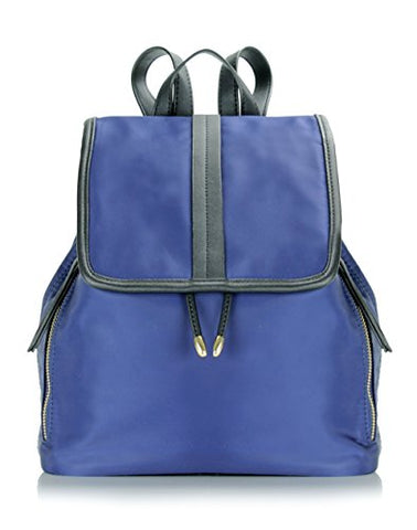 Scarleton Chic Drawstring Backpack H202607 - Blue