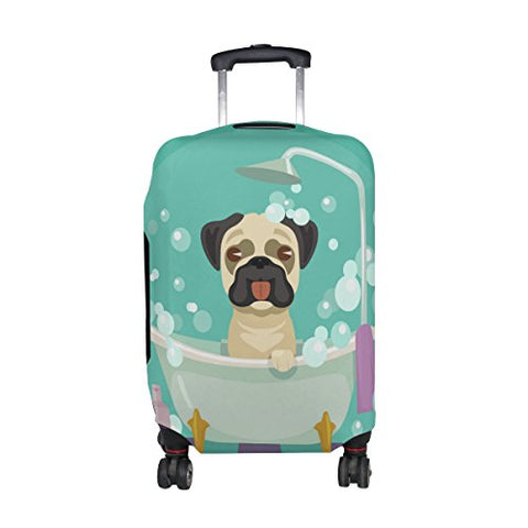 GIOVANIOR Dog Grooming Luggage Cover Suitcase Protector Carry On Covers