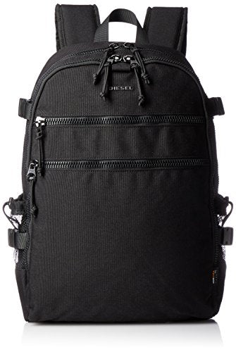 Diesel Men's Urbhanity Back Backpack, black, One Size