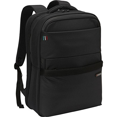 Roncato Venice Backpack Tablet/Laptop (One Size, Black)