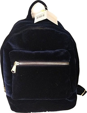 Aimee Kestenberg Woodside Velvet Backpack Royal Navy
