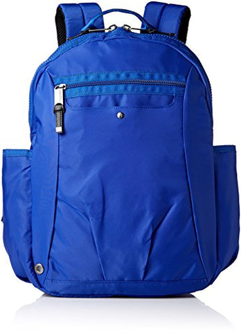 Baggallini Gadabout Laptop Backpack, Cobalt