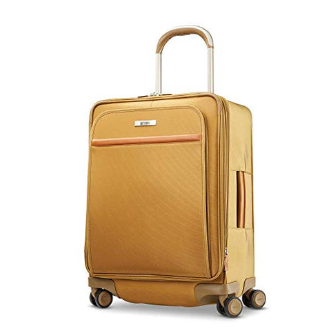 Hartmann Metropolitan 2 Domestic Expandable Spinner Carry-On Luggage, Safari