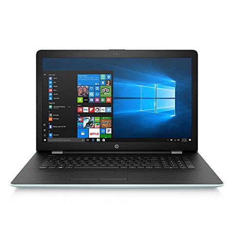 "Hp 17.3"" Hd+ Notebook (2018 New), Intel Core I3-7100U Processor 2.4 Ghz, 8Gb Memory, 2Tb Hard"
