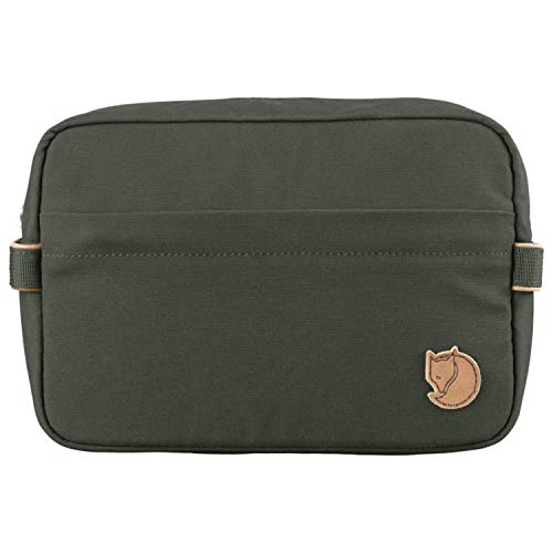 Fjallraven Travel Toiletry Bag Deep Forest, One Size