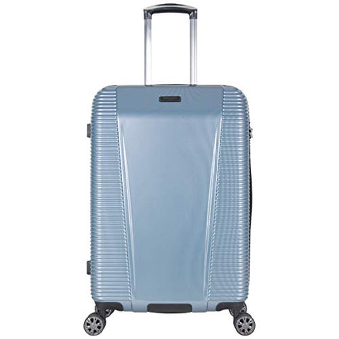 "Kenneth Cole New York Sudden Impact 2.0 24"" Hardside Expandable 8-Wheel Spinner Checked Luggage"