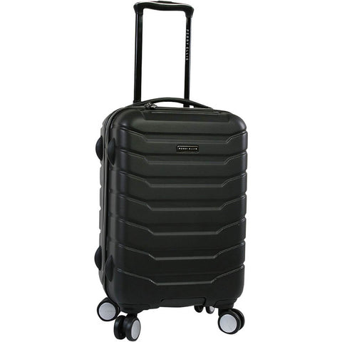 Perry Ellis Traction Hardside Spinner Carry On