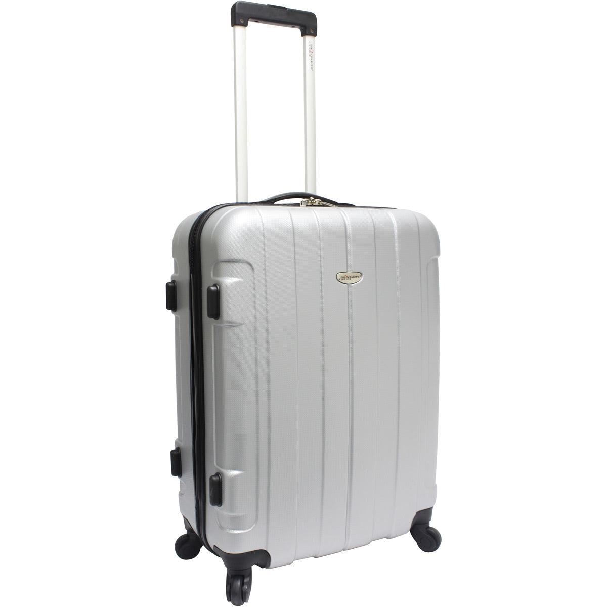 Traveler's Choice Rome 25in Hardside Spinner Upright