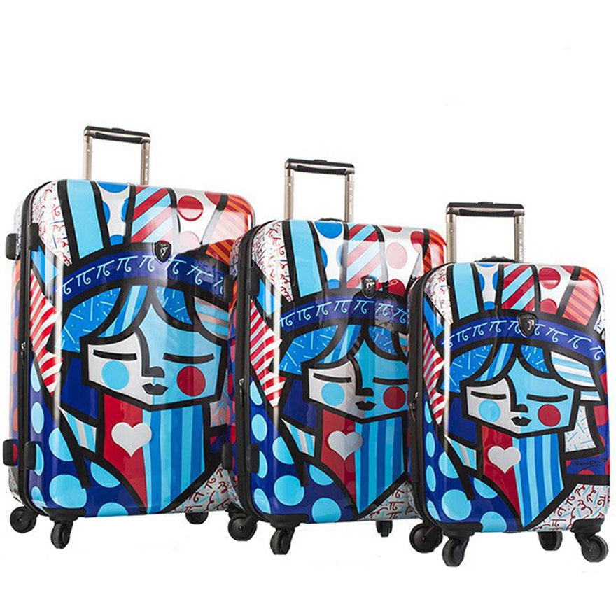 Britto Freedom 3 Piece Expandable Spinner Set
