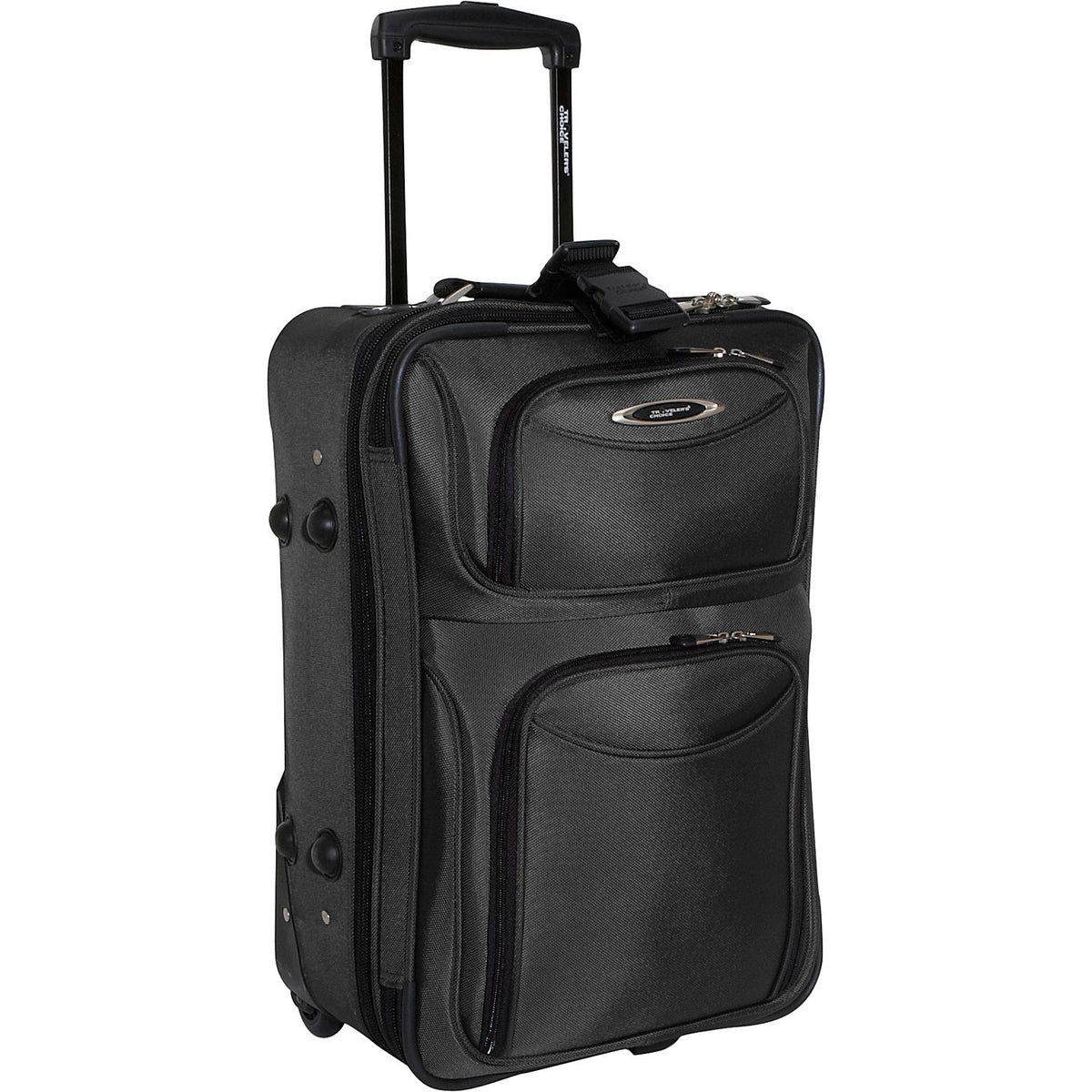 Traveler's Choice El Dorado 21in Expandable Carry On Upright