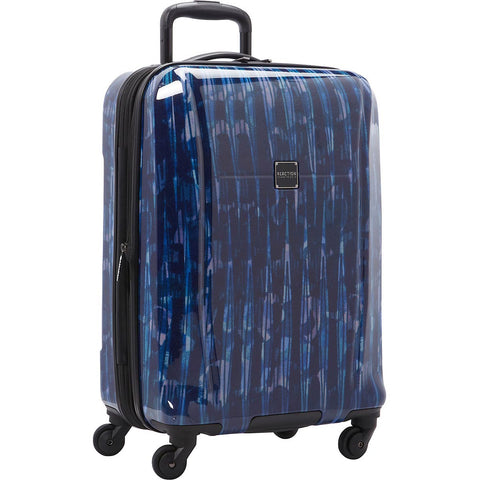 Kenneth Cole Reaction The Real Collection 20in Expandable Carry On Spinner