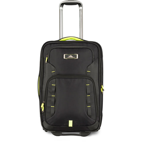 High Sierra AT8 Wheeled Carry On w/Pack-N-Go Backpack
