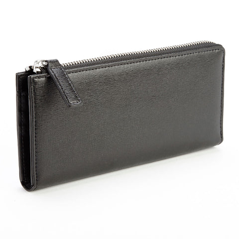 Royce Leather RFID Fan Wallet