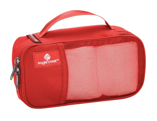 Eagle Creek Travel Gear Luggage Pack-it Quarter Cube, Red Fire