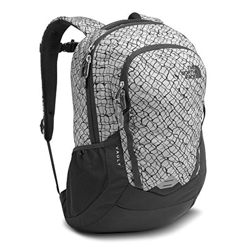 The North Face Vault Laptop Backpack- Sale Colors (Lunar Ice Grey Chainlink)