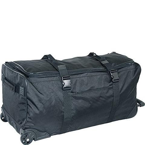 Netpack Standing Up Travel Wheeled Duffel (Black)
