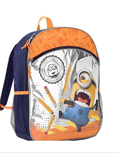 Despicable Me Boys' Student Of The Month Backpack, Blue
